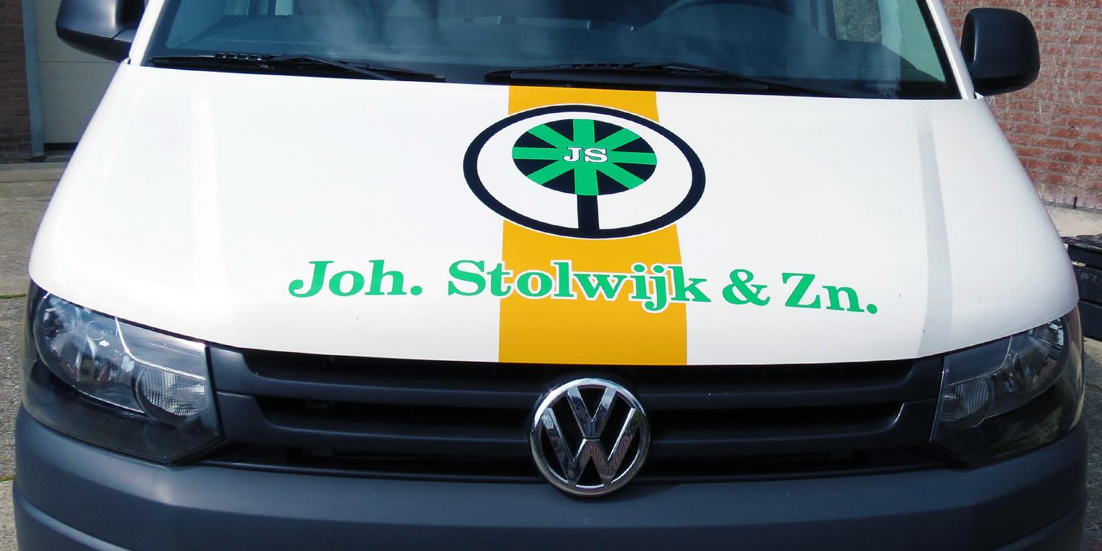 autostickers auto reclame