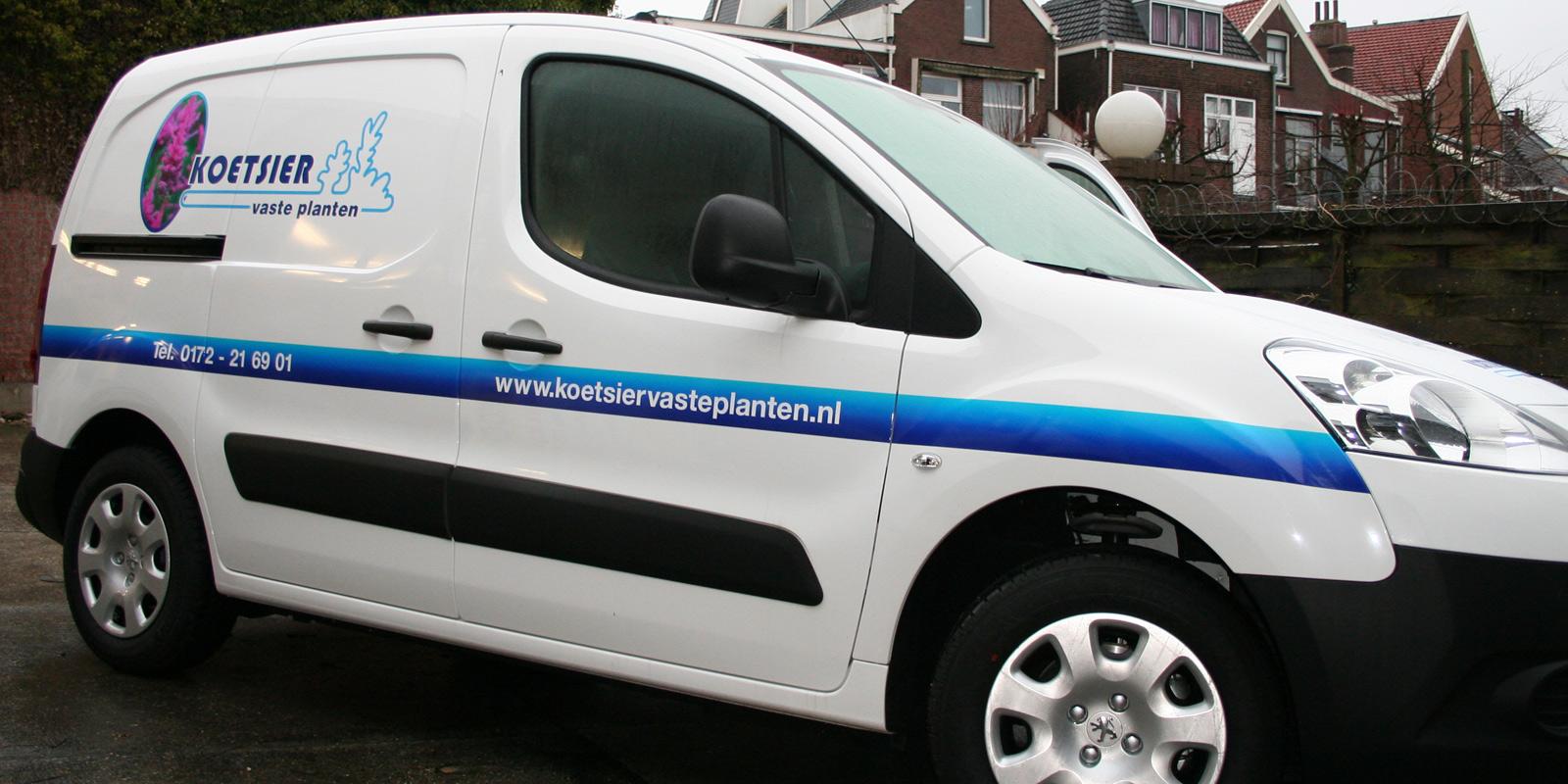 personenwagen auto reclame